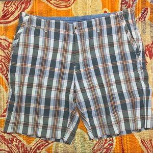 Polo Ralph Lauren Plaid Bermuda Shorts